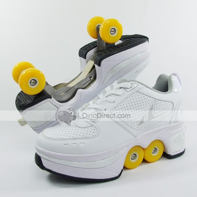 shoes with wheels